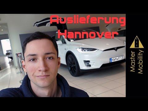 Tesla Model X P100D (2020) | AUSLIEFERUNG HANNOVER | #MasterMobility