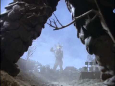 Ultraman Taro vs Garaking