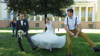 Глеб и Оля. Свадьба в Гомеле. Свадебный клип.