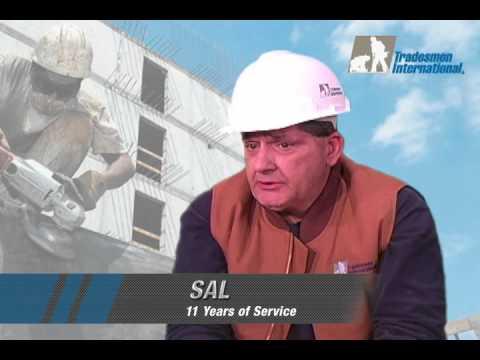 Tradesmen International Employee Testimonial Video