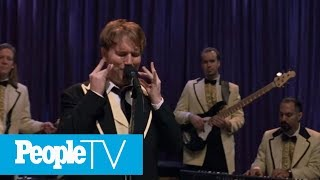 How Dan Finnerty Became The Go-To Guy For Movie Wedding Bands | PeopleTV | Entertainment Weekly
