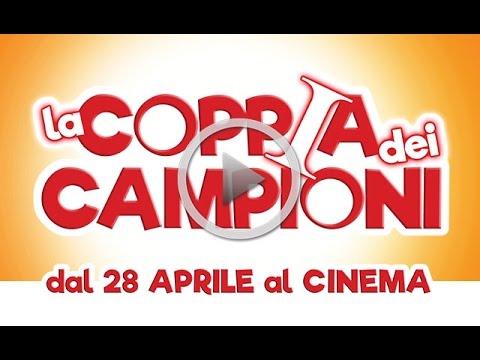 La Coppia Dei Campioni - Trailer Ufficiale Dal 28 Aprile al Cinema