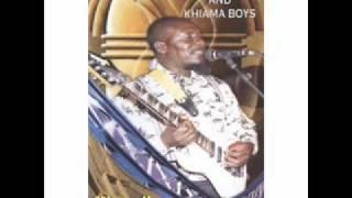 Nicholas Zakaria-Mweya Werudzii?