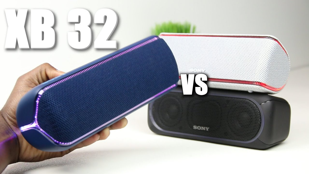 Sony Srs Xb32 Review Vs Xb31 Xb30 Detailed With Sound Battle Youtube