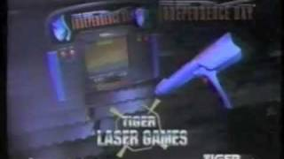 Independence Day Tiger Electronics Lazer Game