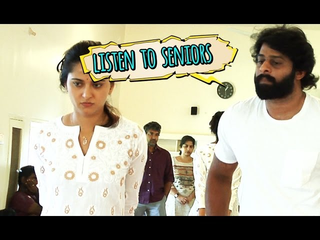 Baahubali @SETera - All the best for the Exams Travel Video