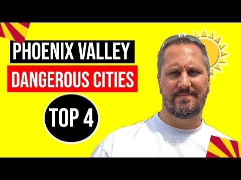 Phoenix Crime: Worst Cities in Arizona | Living in / Moving to Phoenix Arizona