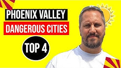 Phoenix Crime: Worst Cities in Arizona | Living in / Moving to Phoenix Arizona