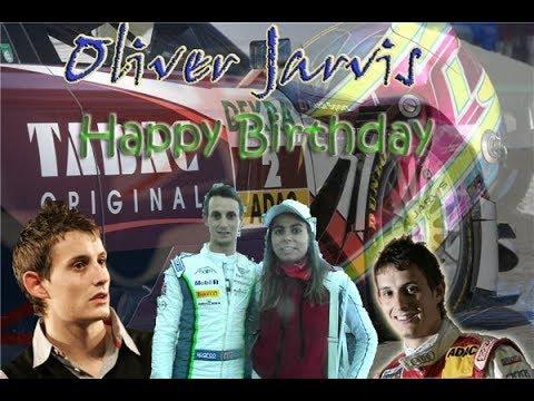 Happy Birthday Oliver Jarvis