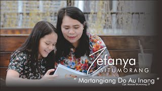 MARTANGIANG DO AU INANG - ZEFANYA SITUMORANG - LAGU BATAK TERBARU 2021 - GIDEON MUSIC PRODUCTION