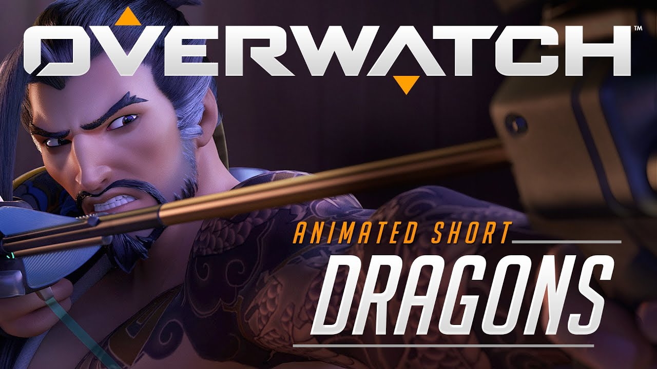 The story of Overwatch&#39-s Hanzo and Genji plays out in &#39-Dragons ...