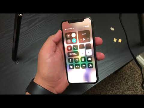 Verizon IPhone X Works On All Carriers (T-Mobile AT&T)