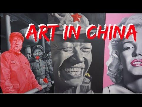 Shanghai's GRAFFITI & ART District