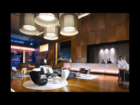 Best modern hotel lobby designs with stylish interior for Best hotel design 2016