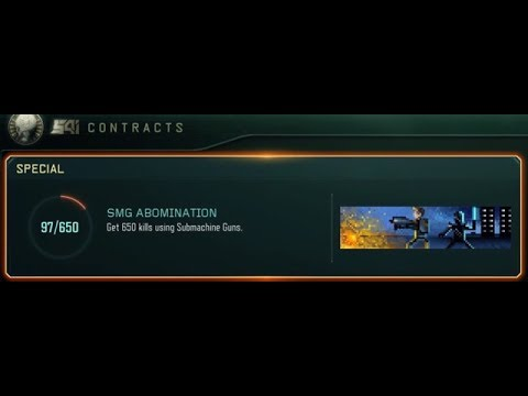 BO3 Road to SMG Calling Card Episode 1