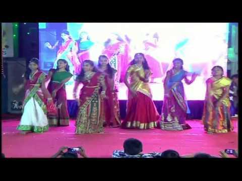 Kashmir Main Tu Kanyakumari.......... Dance Performance
