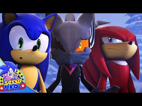 Sonic Animation - SONIC FORCES & Knuckles & Infinite!! - SFM Animation 4K
