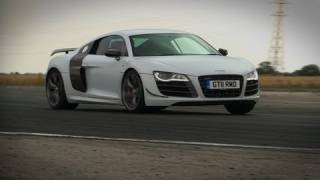 Audi R8 GT review by autocar.co.uk