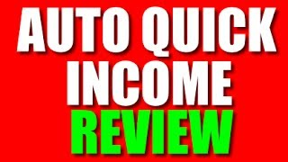 Auto Quick Income Review - Kevin Myhill Binary Options Trading App 2014 Auto Quick Income Reviews