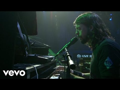 Foo Fighters - Home (Nissan Live Sets At Yahoo! Music) Thumbnail image