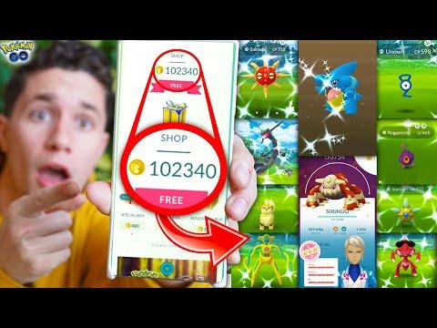 Here's What 100,000 POKÉCOINS Got Me in Pokémon GO! thumbnail