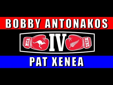 War On The Wharves 4 - Bobby Antonakos V Pat Xenea