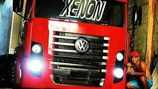SKIN BOB do XENON   World truck driving simulator