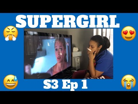 My Reactions: Supergirl S3 Ep. 1 | phalANGEs