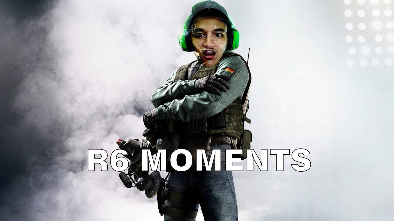 R6 moments #2 - Tom Clancy's Rainbow Six Siege | Bahasa Indonesia