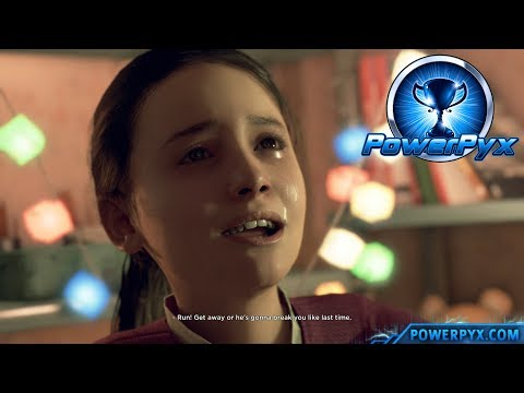 Detroit Become Human - WE ARE FREE Trophy Guide