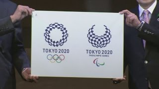 2020 Tokyo Olympic and Paralympic logo revealed