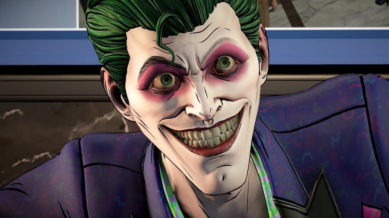 batman the enemy within soundtrack villain joker theme youtube
