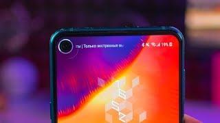 Прислали Samsung Galaxy S10 на минималках! Обзор A8s / A9 pro