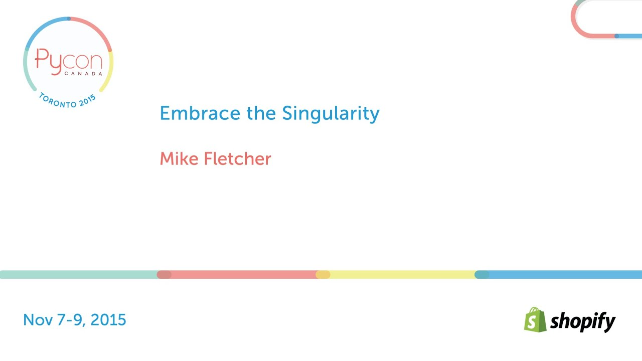 Image from Embrace the Singularity
