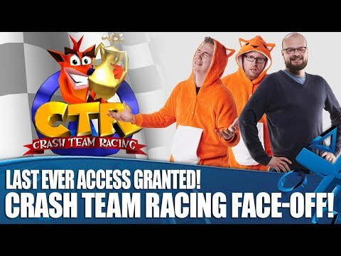 Last EVER Access Granted! Crash Team Racing Face-off!