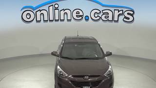 R10062JA Used 2015 Hyundai Tucson GLS FWD 4D Sport Utility Brown Test Drive, Review, For Sale
