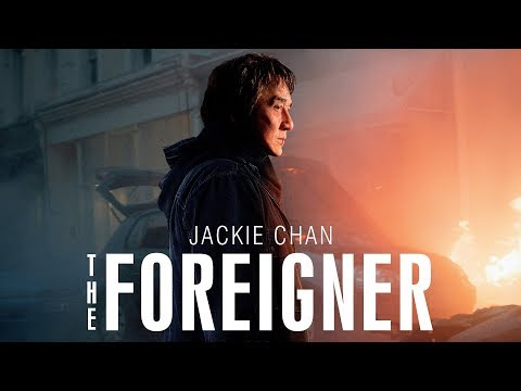 The Foreigner (2017) Movie Review by JWU