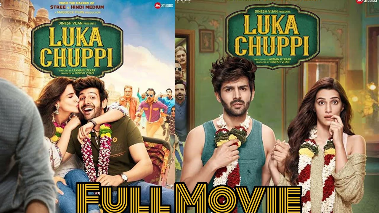 Download Luka Chuppi // Kartik Aaryan And Kriti Sanon// Full Movie !! Hindi Comedy Movie.