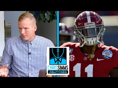 Most interesting WR training camp battles | Chris Simms Unbuttoned | NBC Sports