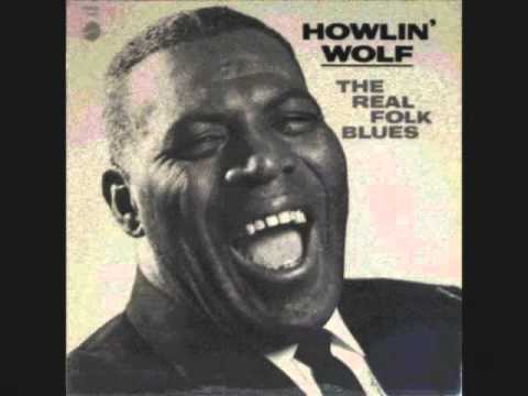 GOIN' DOWN SLOW  HOWLIN' WOLF