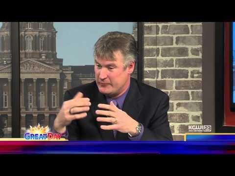 Bob Quast Interview - Great Day -KCWI 23