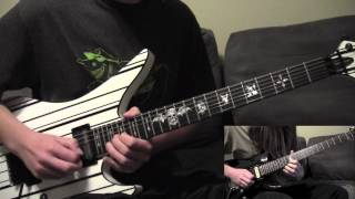 Avenged Sevenfold Buried Alive Guitar Cover (HD)