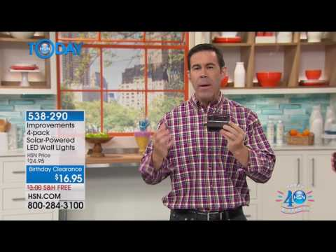HSN | HSN Today: Home Solutions Celebration 07.28.2017 - 08 AM