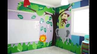 3d wall art stickers