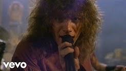 Bon Jovi - Runaway (Official Music Video)