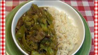 Quick And Easy Beef And Veggie Stir Fry ~ Noreen's Kitchen