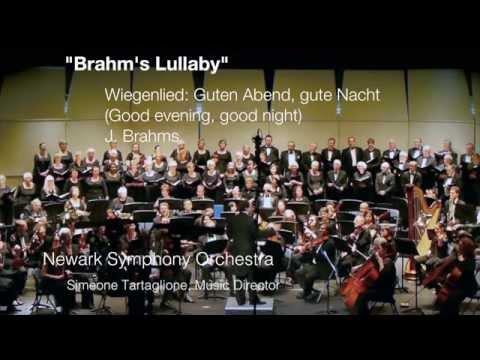 Brahms's Lullaby -Newark Symphony Orchestra