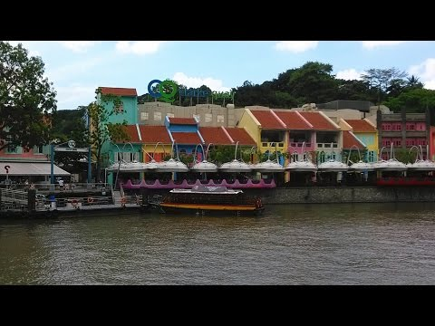 Singapore Tourism, Chinatown,Clarke Quay,Little India,Raffles Hotel