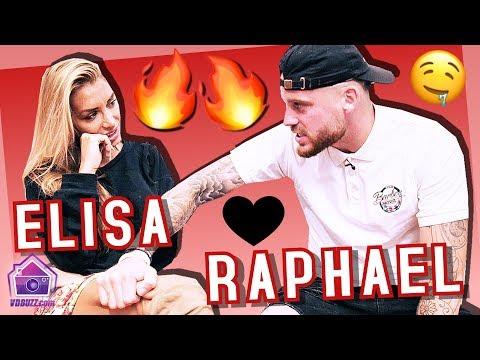 Raphaël Pépin et Elisa des anges (LVDA3) : Amis ou plus ?