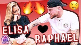 Raphaël Pépin et Elisa de Panicis ont fait parler d'eux dans la vil...